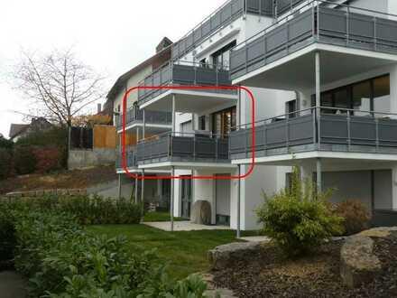 2-Zimmer-Wohnung (70m²) mit Balkon, EBK, TG-Stellplatz in Weissach - Flacht