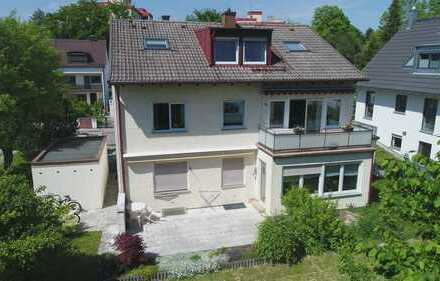 Westkreuz - 5 Familienhaus - ruhige Südlage - Potenzial in der Wirtschaftlichkeit und im Baurecht