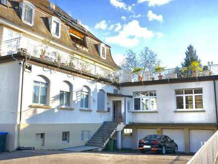 Perfekter Standort Mitten im Herzen von Müllheim! Gewerbefläche in einzigartigem Haus zu vermieten