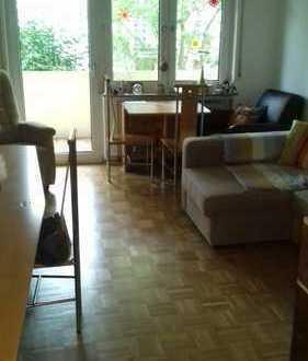 Schöne, gepflegte 2-Zimmer-Wohnung mit Balkon und Einbauküche in Filderstadt