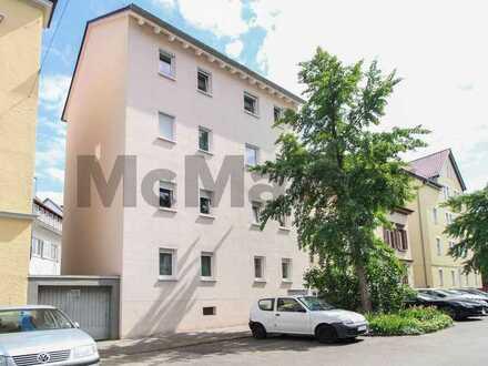 Saniertes MFH mit attraktiven Wohnungsgrößen in beliebter Wohnlage von Bad Cannstatt