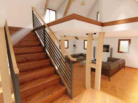 Provisionsfrei | Haus 1 | Wohnung 5 | 3 Zi. Maisonette-Wohnung mit Balkon | OG + DG