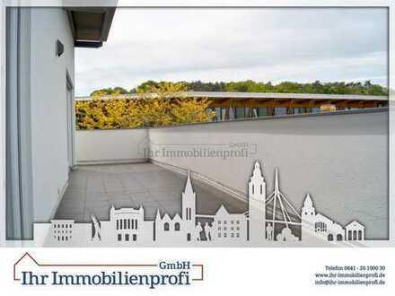 Moderne Penthouse-Wohnung 4-ZKB und Dachterrasse