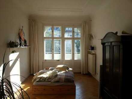 Zimmer 24qm mit Balkon nahe Rathaus Steglitz in Vater/Sohn WG