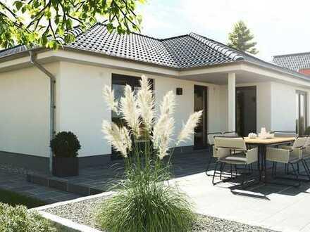 ** Bauen Sie Ihr Town & Country Haus in ruhiger Lage von Melchow und genießen Sie die Natur **