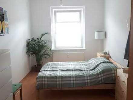 2-Zimmer-Wohnung mit Balkon und Einbauküche in Leipzig-Schönefeld