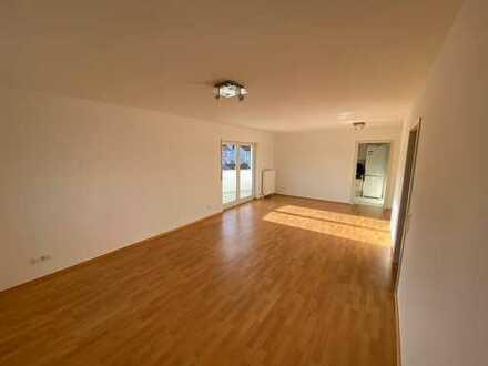 Stilvolle, gepflegte 2-ZKB-Wohnung mit Küche, Balkon und Tiefgaragenstellplatz