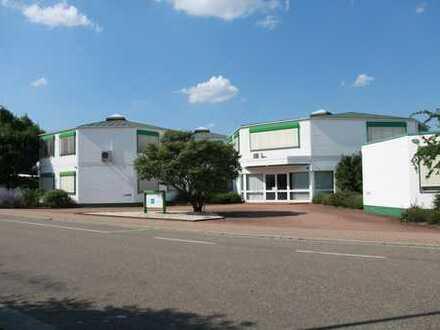 Halle mit Büros und Sozialräume provisionsfrei zu vermieten