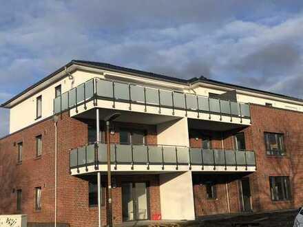 Erstbezug mit Balkon: schöne 3-Zimmer-Wohnung in Ganderkesee