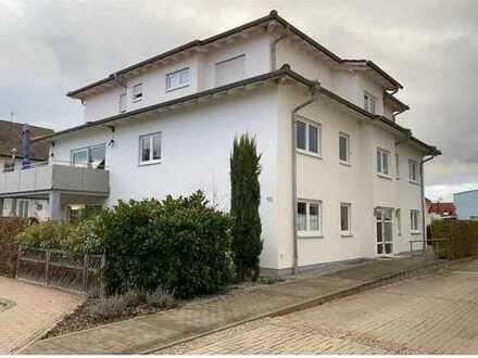4 Zimmer Wohnung in ruhiger Lage vom Walldorf zu vermieten