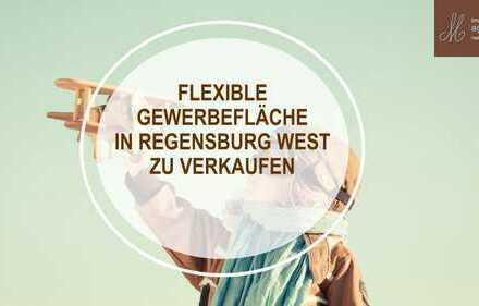 Flexible Gewerbefläche im Regensburger Westen