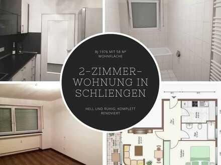 Willkommen Zuhause! 2-Zimmer-Wohnung in Schliengen