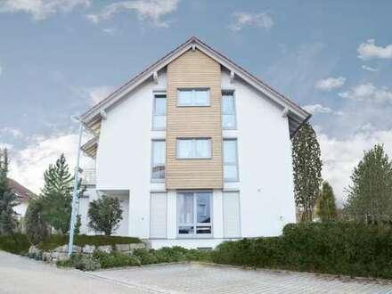 2-Zimmer-Wohnung mit Terrasse und Garten
