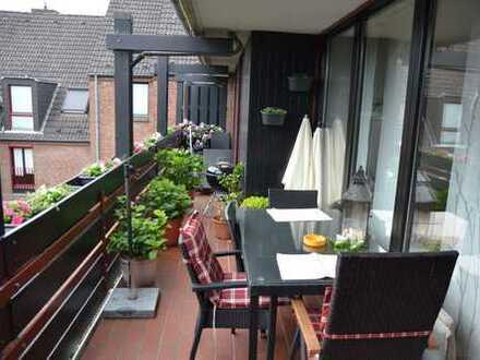 Moderne, gut vermietete 4 Zimmer Wohnung in Wersten!