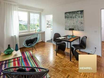 Erste große Liebe oder kleines Abenteuer - Apartment im Studentenstadtteil Neudorf