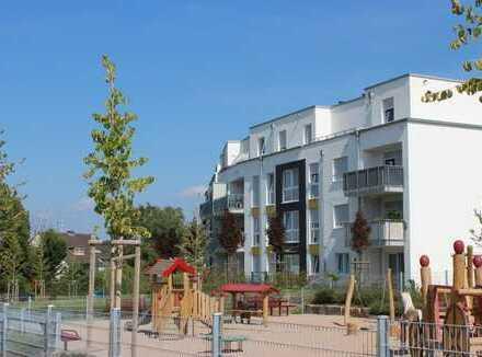 Gut geschnittene 3 Zimmer Wohnung incl. Einbauküche mit sonnigem Balkon!