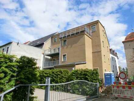 Attraktive 3 Raum Maisonette Wohnung mit großem Balkon!