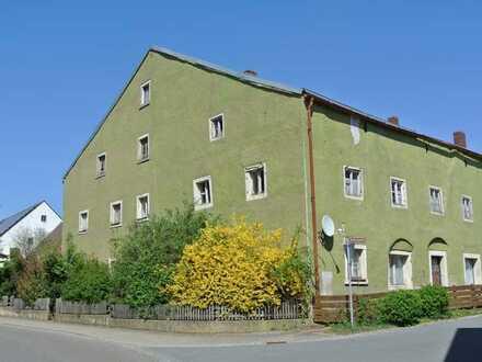 Außergewöhnliches Jurahaus von 1552