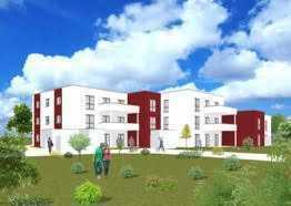 Erstbezug: exklusive 3-Zimmer-Wohnung mit Einbauküche und Balkon in Braunschweig