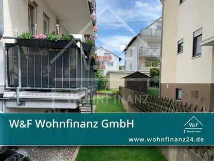 Modernisierte Gartenwohnung in ruhiger Lage!