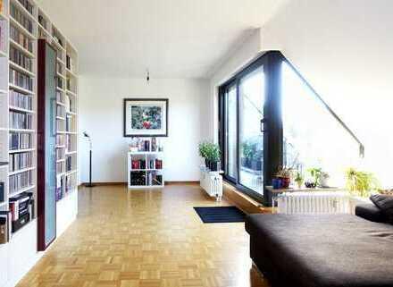 Attraktive 3,5-Zimmer-Maisonettewohnung mit Blick ins Grüne