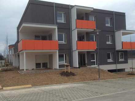 ökologisch wohnen im 3. Lebensabschnitt - ERSTBEZUG - 2-Zimmer-Wohnung in Kümmersbruck