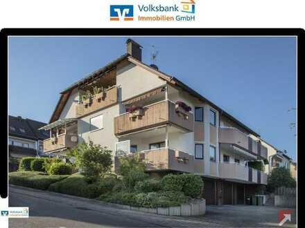 Volksbank Immobilien Ettlingen - Anspruchsvolle Wohnung im idyllischen Karlsbad-Auerbach