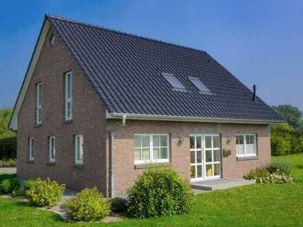 mietkauf II plus: Einfamilienhaus mit Garage , ca. 134 m2 Wfl., 471 m2 Grundstück