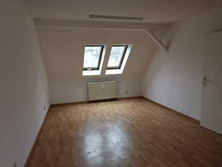 !! 1 MONAT KALTMIETFREI !! Kleine 1 Zimmer DG-Wohnung - neu renoviert - sucht Nachmieter