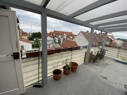 Stilvolle, gepflegte 3-Zimmer-Wohnung mit Balkon in Speyer