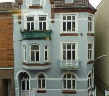 4-Zi.-Altbauwohnung mitten in Bergedorf