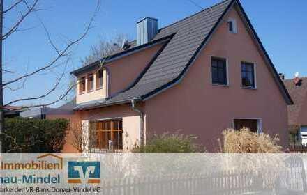 Einfamilienhaus in guter Lage in Dillingen