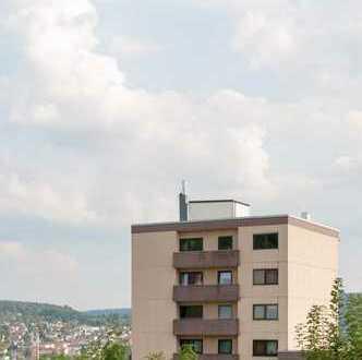 4-Zi.-Penthouse-Wohnung mit Wintergarten u. Balkon in Pforzheim