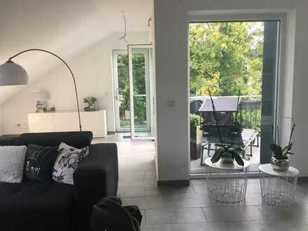 3-Zimmer-Penthouse-Wohnung mit Balkon in Eitorf