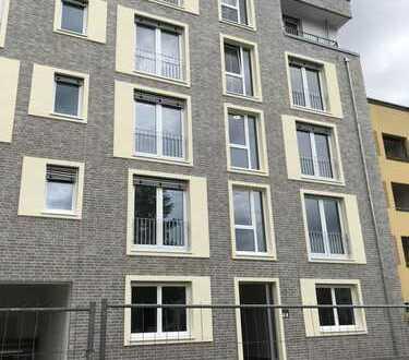Top Neubauwohnung - Attraktive 2 Zi Whg. mit großem Balkon -rollstuhlgerecht-