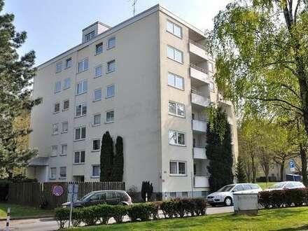 Erdgeschosswohnung mit Balkon in Bielefeld - Großdornberg