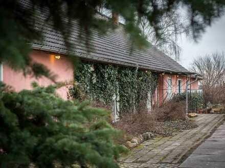 Günstige, geräumige und gepflegte 5-Zimmer-EG-Wohnung mit EBK in Oderaue