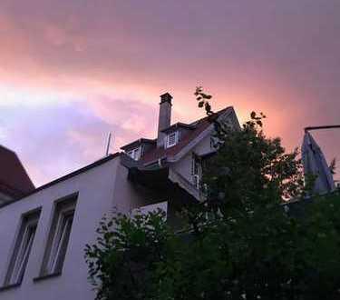 Schöne möblierte 3 Zimmer Wohnung in Stuttgart, Süd
