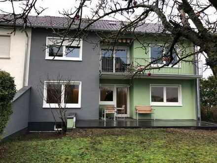 Erstbezug nach Sanierung: freundliche 3-Zimmer-Wohnung, mit Terrasse und Garten in Landau-Queichheim