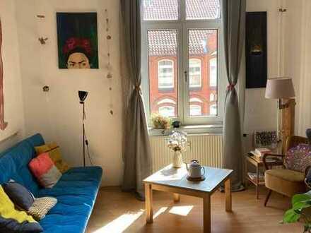 Perfekte Lage WG - Zimmer - Teilmöbliert zur Zwischenmiete nähe Limmerstraße und Leibnitz-Uni!