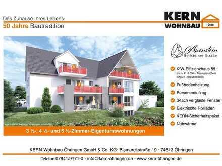 Die Alternative zum Einfamilienhaus! 5,5 Zi.-EG-/UG-Maisonette-Whg mit Balkon u.Gartenanteil WHG_01