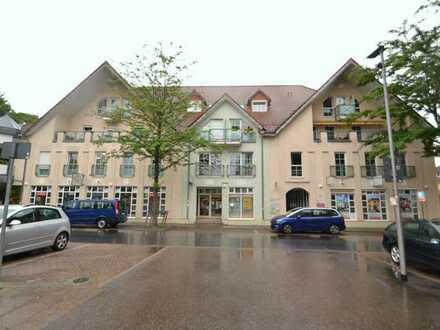 Vermietete 1-Zimmer-Wohnung mit TG-Stellplatz als Kapitalanlage