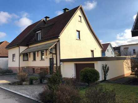 Attraktives und modernisiertes 10-Zimmer-Einfamilienhaus zur Miete in Kusterdingen, Immenhausen