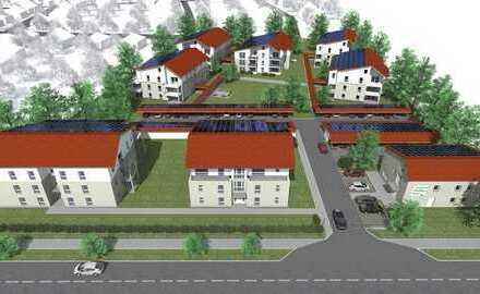 Einzigartiges Wohnkonzept in Petershagen - 3 Zimmer Wohnung Haus 3 WHG Nr. 8!