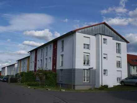 2-Raum-Wohnung mit Balkon