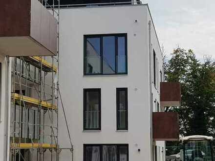 Erstbezug mit Balkon: stilvolle 3-Zimmer-Wohnung in Burghausen