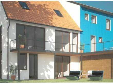 Leben mitten in Langensteinbach: heute Sanierungsobjekt und morgen Ihr Zuhause als Neubau im Altbau
