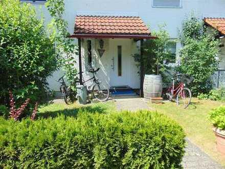 Reihenmittelhaus mit 5 Zimmern und schönem Gartengrundstück
