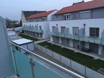 Ab 01.09.2019 Studentenapartment 1-Zimmer- mit Balkon und Einbauküche in Ingolstadt
