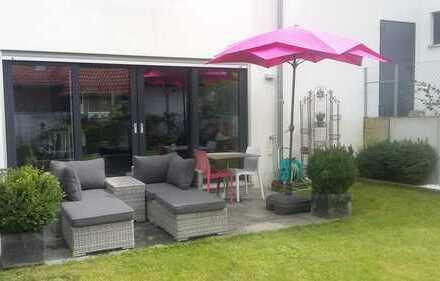 Moderne Doppelhaushälfte am Klostersee